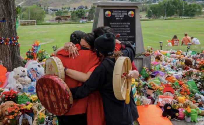 Canada finds hundreds of graves at former indigenous school: media