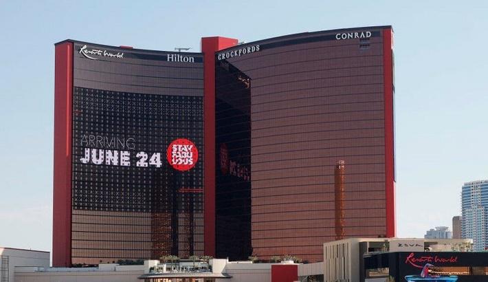 Malaysian casino giant Genting makes $4.3bn bet on Las Vegas