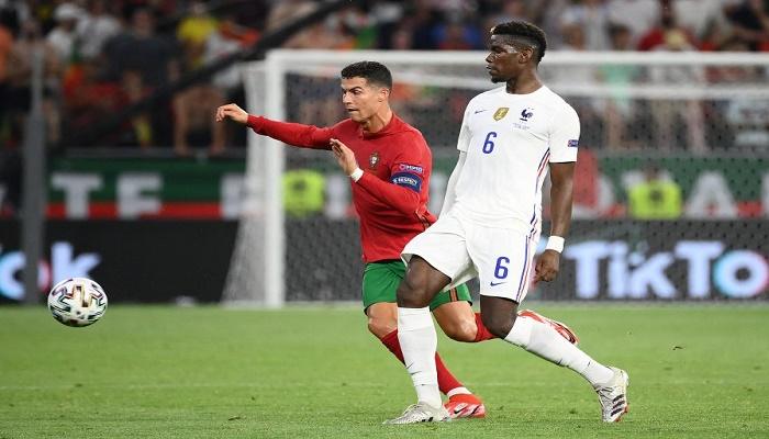 Ronaldo scores 109th international goal to equal record