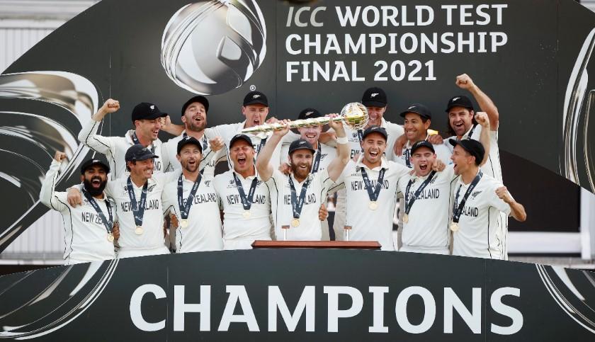 New Zealand trounce India to win inaugural World Test Championship