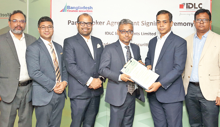 Bangladesh Finance Securities appoints as panel broker for IDLC