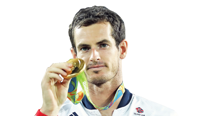 Two-time Olympic champion Murray selected for Tokyo