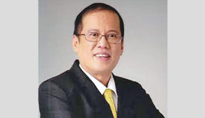 Ex-Philippines President  Aquino dies