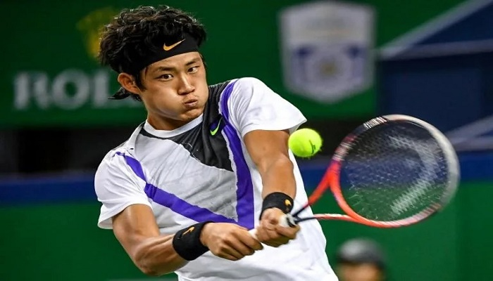 Zhang Zhizhen becomes first Chinese man to play at Wimbledon