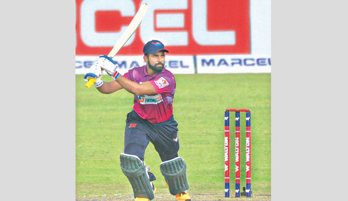 Shamim Hossain - The next man in finisher role