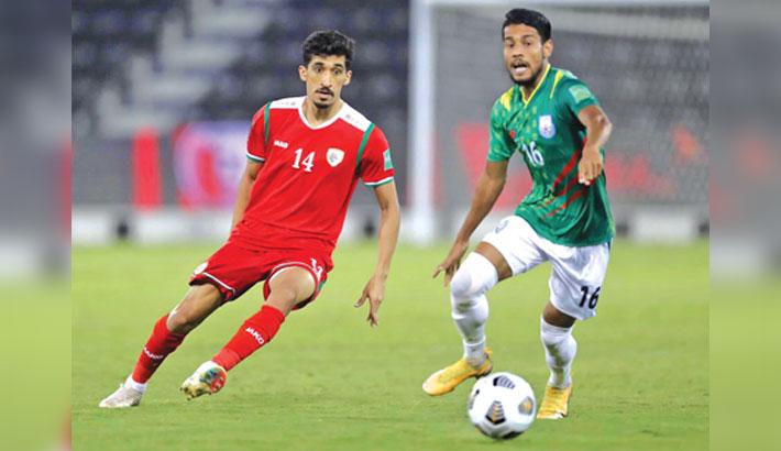 Midfield: A perennial problem of Bangladesh team