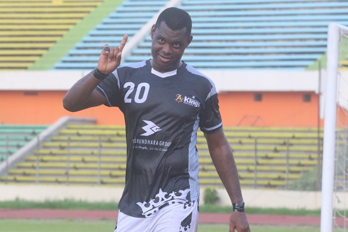 Kingsley shines as Kings win over Rahamatgonj