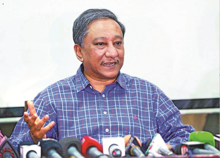 BCB AGM can be deferred, says Nazmul