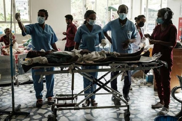 Three MSF aid workers killed in Ethiopia's Tigray