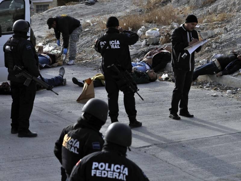 Cartel shootout leaves 18 dead in Mexico