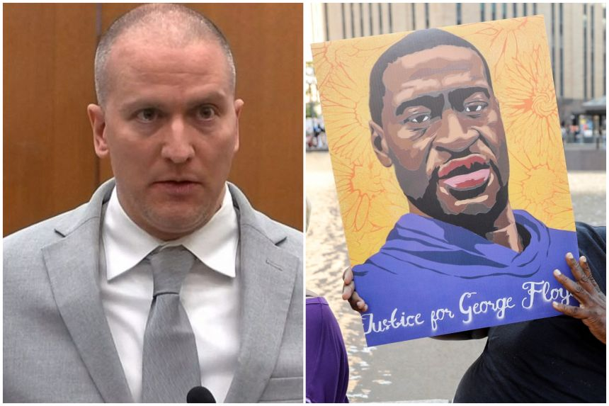 US ex-cop sentenced to over 22 years for George Floyd murder