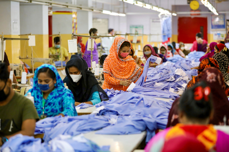 RMG factories to remain open amid 'all-out' lockdown: BGMEA president
