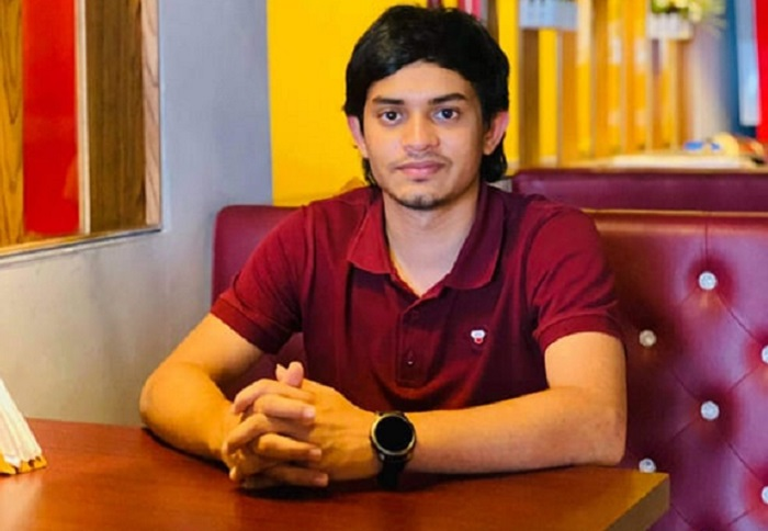 My dream was to become an entrepreneur: Jaber Hossen Ayon