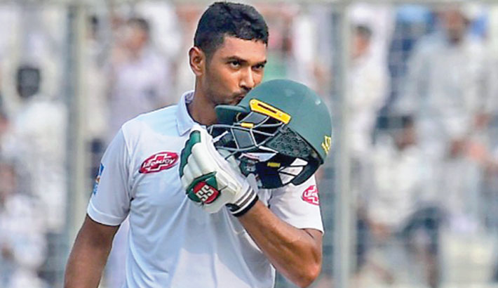 Mahmudullah included in Test squad