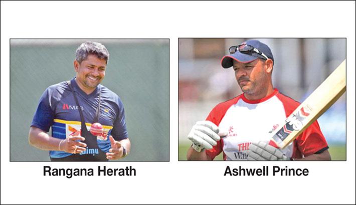 Herath, Prince join Tigers' coaching setup