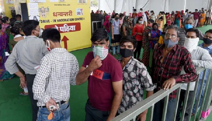 Covid-19 in India: New cases go up to 50,040, infection tally hits 30.23 million