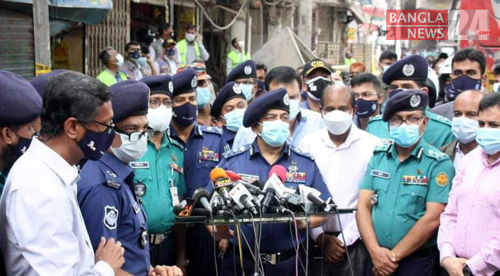 Moghbazar blast: Police to form another committee involving bomb disposal unit, says IGP