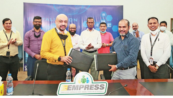 Bashundhara Group making HR activities fully automated