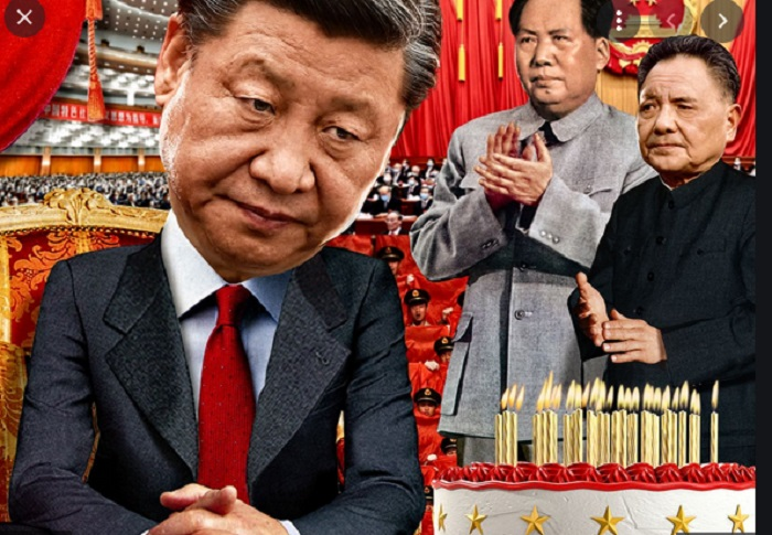 An Anxious 100th Birthday for China's Communist Party