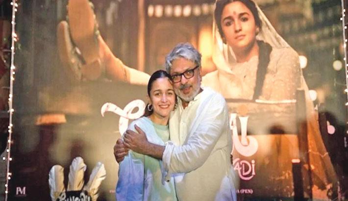 Alia wraps up Bhansali's 'Gangubai Kathiawadi'