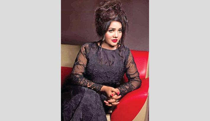 Barsha Chy's new song after long hiatus