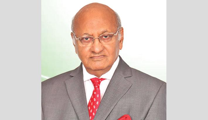 Anis Ud Dowla gets Bangabandhu Jatiyo Krishi Puroshkar