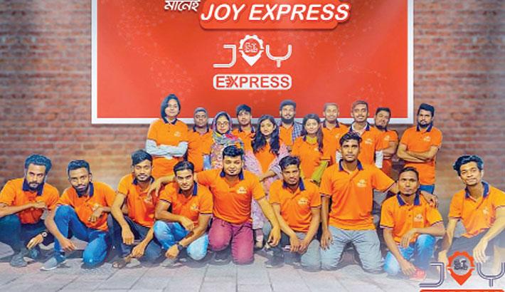 Joy Express facilitates ecommerce
