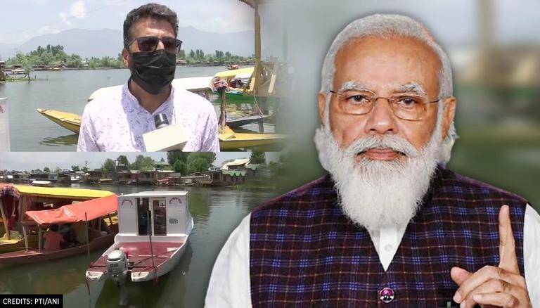'Hope PM's Appreciation Helps My Community': Kashmiri Boatman, Who Runs Floating Ambulance