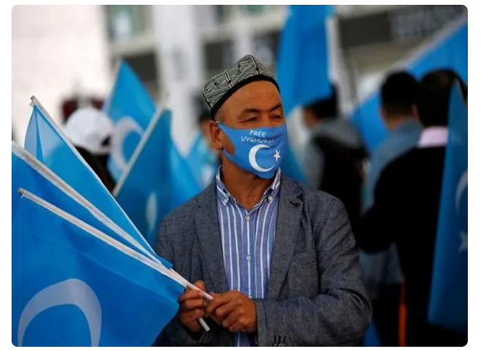 Beijing welcomes Ukraine's withdrawal from UNHRC statement slamming rights abuses in Xinjiang