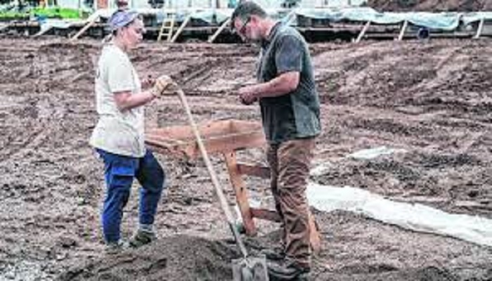 2,000-year-old bones found at Indiana construction site