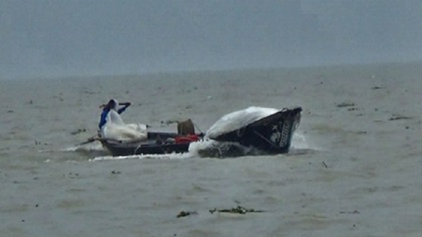 Woman goes missing in Meghna trawler capsize