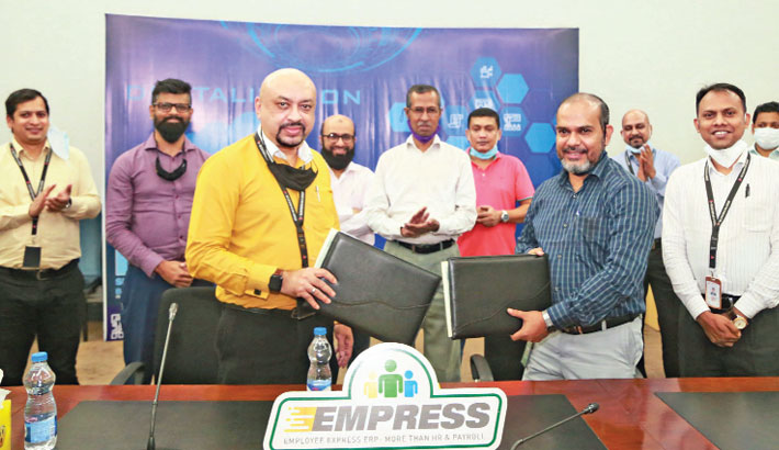 Bashundhara Group to make its HR activities fully automated