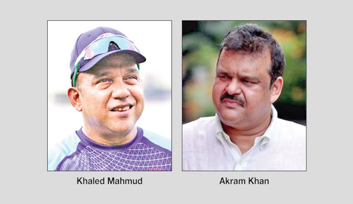 Mahmud's accusation against Akram new headache for Nazmul