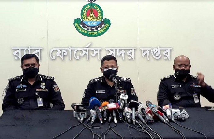 No space for militancy in Bangladesh: RAB chief
