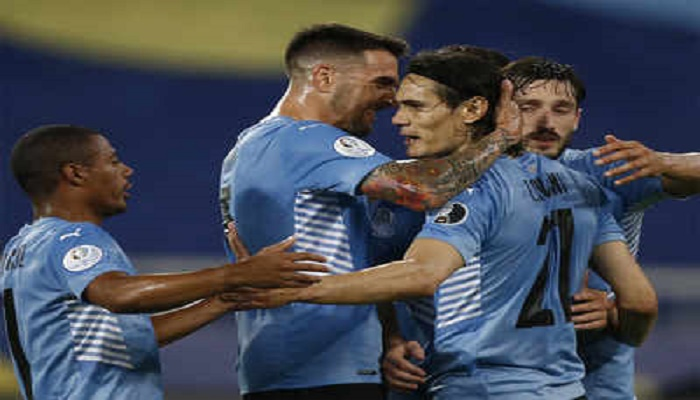Uruguay beat Paraguay 1-0 to set up date with Colombia in Copa America quarters