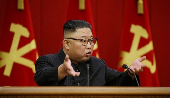 N Korea TV airs rare Kim Jong-un weight loss remark