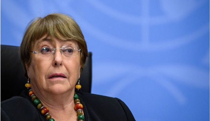 UN human rights chief calls for reparations over racism