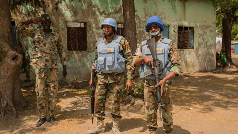 No deal on UN peacekeeping budget, risk of mission freeze: diplomats