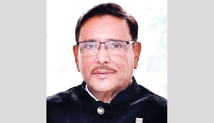 BNP's allegation against govt, fabricated: Quader