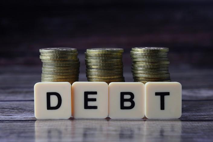 Growing debt | 2021-07-01