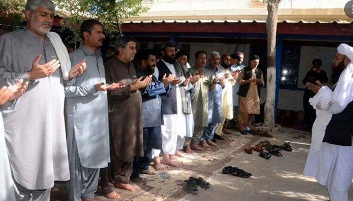 Balochistan MPs term dialogue offer eyewash