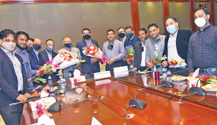 New CCCI directors take charge