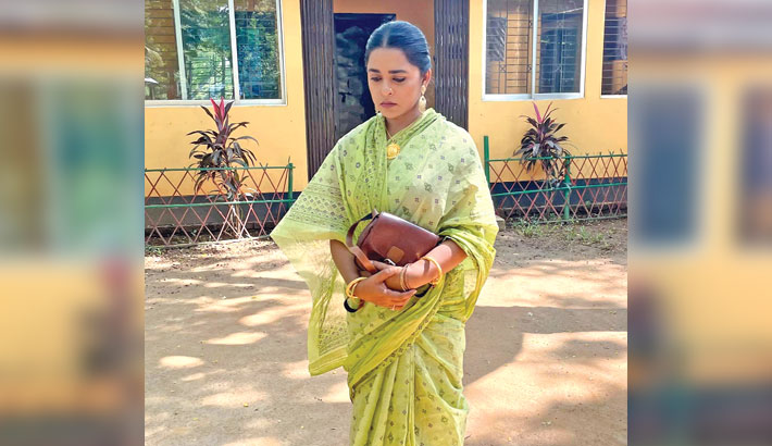 Jyoti in a drama serial after 4 years