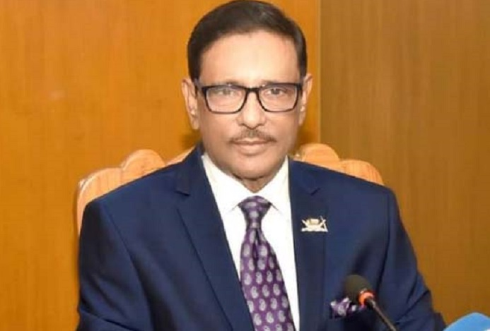 Quader urges people to accept temporary suffering during lockdown