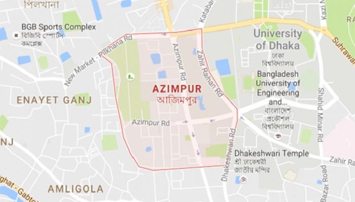 Newborn's body found in city's Azimpur