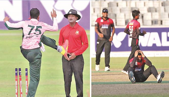 BCB to solve problems of both umpires, umpiring