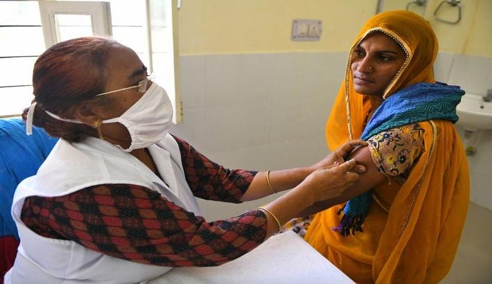 Covid India: Women in rural Bihar hesitant to take vaccines