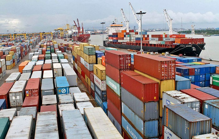 Ctg port's container handling hits record in FY21