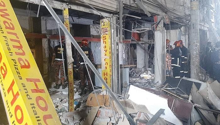 Moghbazar blast death toll reaches 10 as injured van puller dies