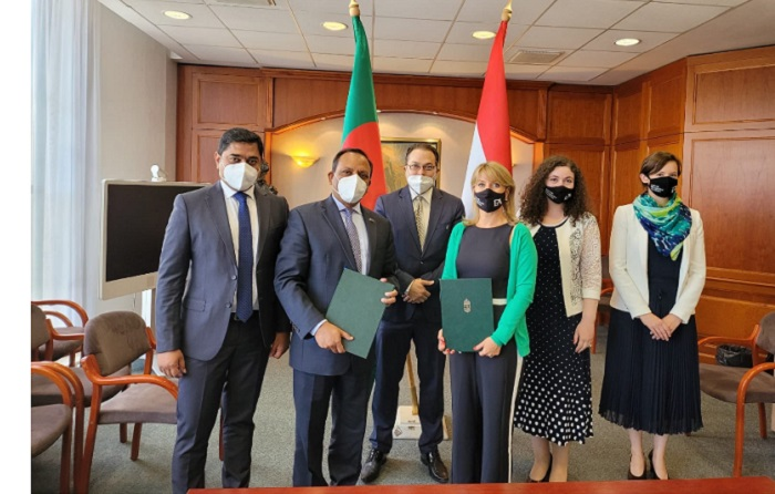 Bangladesh inks MoU with Hungary for 130 annual scholarships